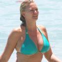 Natasha Looking Amazing on the beach